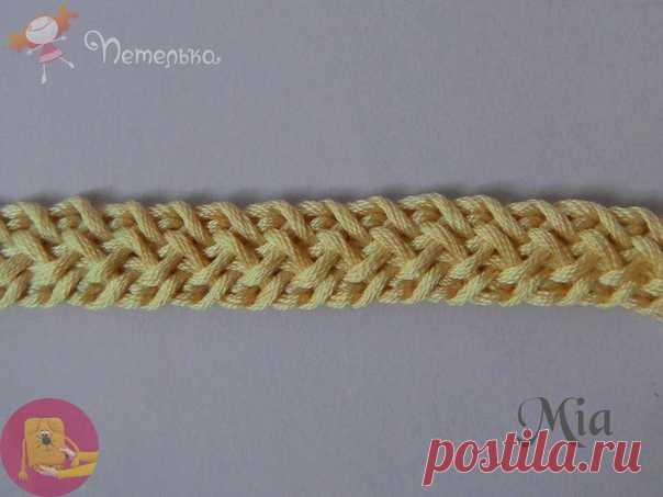 Мастер-класс по вязанию шнура — Сделай сам, идеи для творчества - DIY Ideas