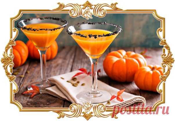 Тыквенный ликёр с корицей и ванилью  Пикантный напиток согреет вас холодными вечерами и станет отличным дополнением к любому десерту или кофе.  Время приготовления: Показать полностью…