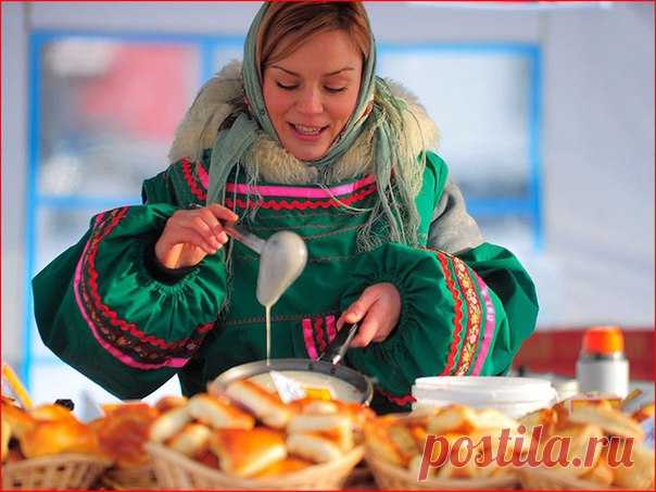 Maslenitsa Buttered week (Cheese week) - the last week before the Lent - time devoted to reconciliation with neighbors and to forgiveness of offenses. On Maslenitsa do not eat meat, but all \