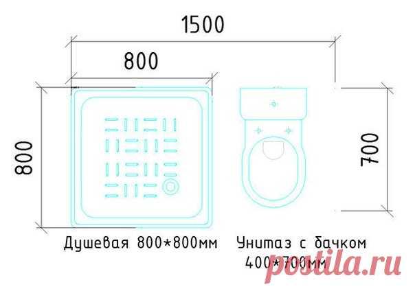 ¿La cabina estandartizada por cabeza o la ducha con el suelo de la baldosa cerámica? Los consejos del diseñador de María Lazich le ayudarán hacer la elección correcta