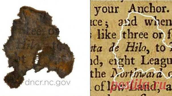 300 лет назад пират разорвал одну книжку. Его нужно поблагодарить за это: только благодаря этому она попала в руки ученых. Узнайте, что нашли в подводной сокровищнице – корабле знаменитого капитана по прозвищу Черная борода.