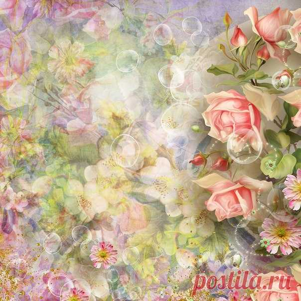 Картинка скрапбукинг весна, дню
