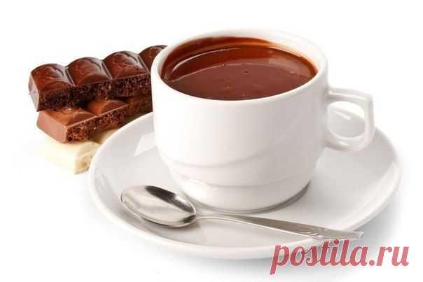 Как приготовить горячий шоколад. 5 лучших рецептов   Рецепты вкусных и полезных блюд! 3dorov.ru