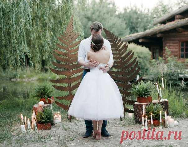 Эко стилистика свадьбы в деталях Читать далее: weddywood.ru/eko-stilistika-svadby-v-detaljah