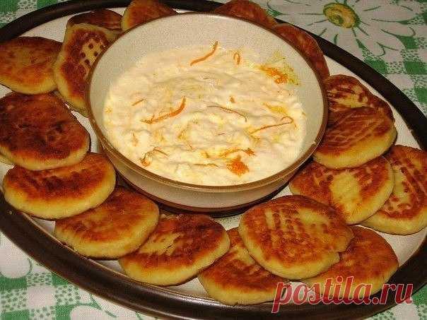 Апельсиновые сырники – необыкновенно вкусно!