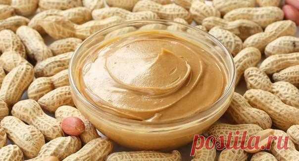 Как сделать вкусное арахисовое масло — Полезные советы