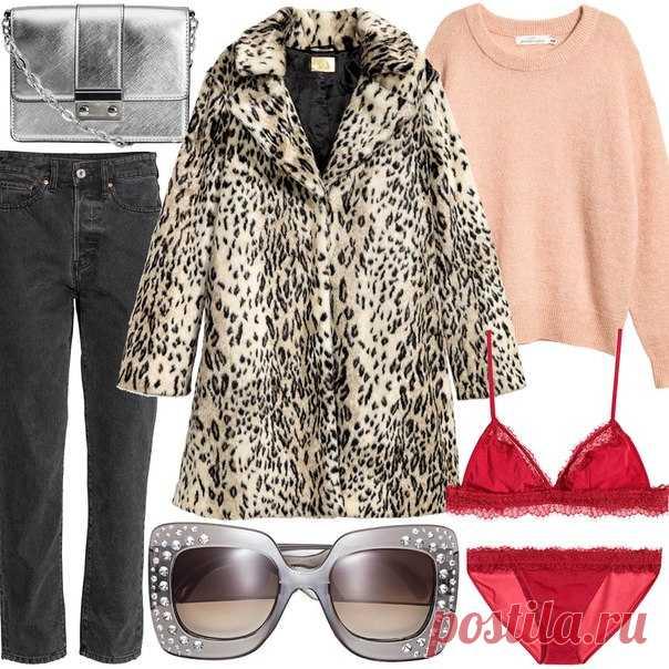 Встречайте стильные новинки этой недели! Актуальный леопардовый принт, изящные и женственные модели нижнего белья, лаконичный деним и сияющие аксессуары - новая подборка уже в нашем блоге. #HMMagazine