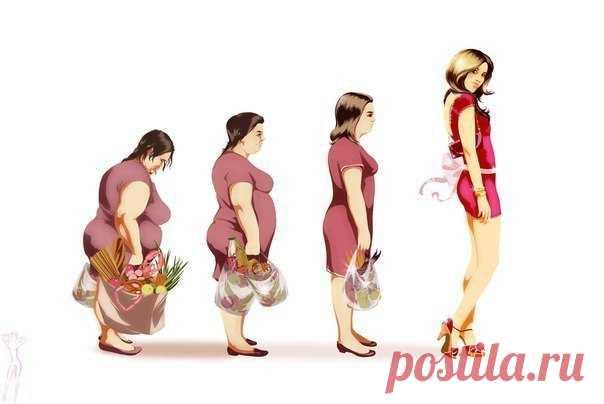 25 причин, почему вы не худеете