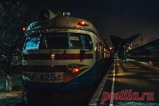Севастопольский вокзал. Автор фото – Саша Лопатко.