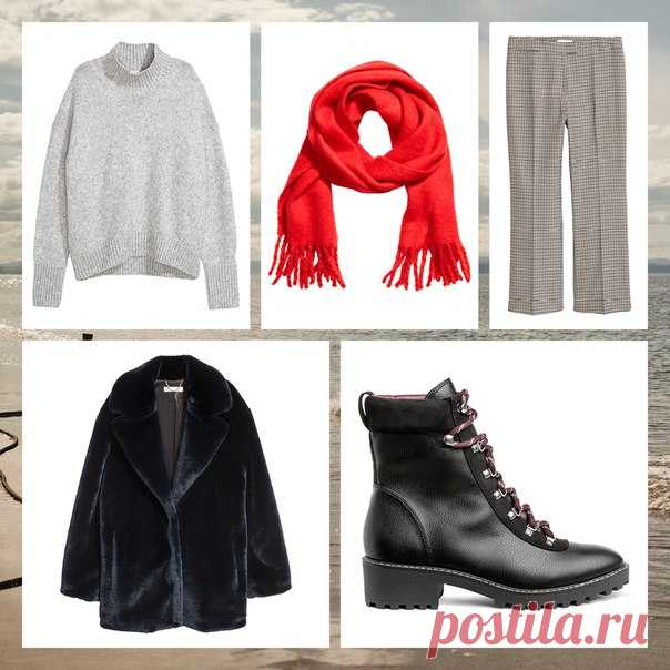 Утепленная верхняя одежда, шерстяные вязаные модели и удобная обувь - обновите ваш гардероб к холодной погоде, пополнив его нашими актуальными и стильными новинками! Наша новая зимняя коллекция - уже в магазинах и на hm.com #HM