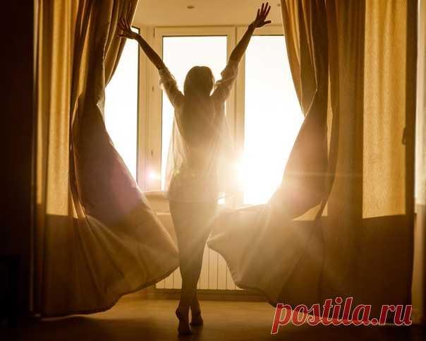 Утром в понедельник самое время подумать о хорошем, поднять себе настроение и улыбнуться новому дню...
