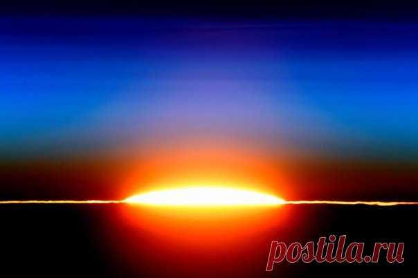 Земные красоты с неземной высоты — в фотографиях космонавта Сергея Рязанского 🚀