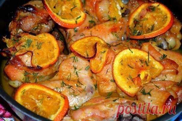 Как приготовить это просто нереально вкусная курица! - рецепт, ингредиенты и фотографии