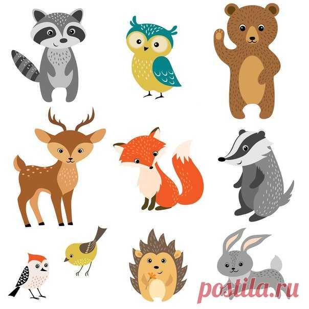Картинки с милыми животными