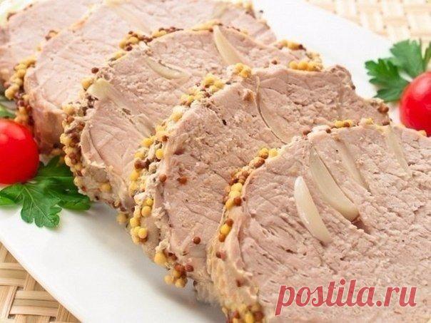 Ничто не сравнится с этим блюдом — свинина с чесноком, запеченная в фольге