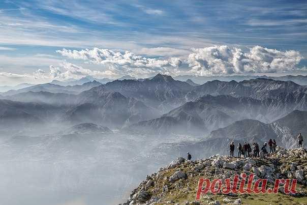 Итальянские Альпы. Автор фото – Александр Новиков: nat-geo.ru/photo/user/21936/