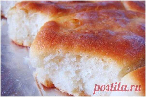 Дрожжевое тесто для пирожков в духовке — нежное и пушистое!