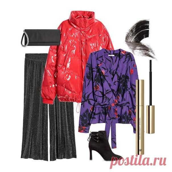 Только яркие сочетания! Комбинируйте различные текстуры, оттенки и принты, чтобы создавать самые яркие и модные образы сезона. #HM