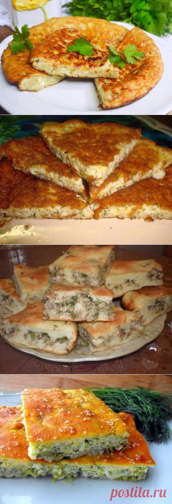 Ленивые ПИРОГИ: ТОП-9 быстрых рецептов пирогов к ужину | Кулинарные записки обо всём | Яндекс Дзен