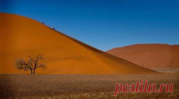 Плато Соссусфлей, Намибия. Снимала Надежда Демкина: nat-geo.ru/community/user/230988