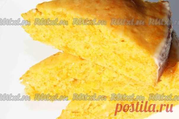 Морковный пирог на кефире от nichka  В основе этого морковного пирога на кефире лежит рецепт пирога