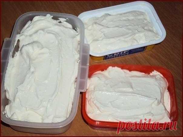 Как приготовить домашний маскарпоне - рецепт, ингредиенты и фотографии