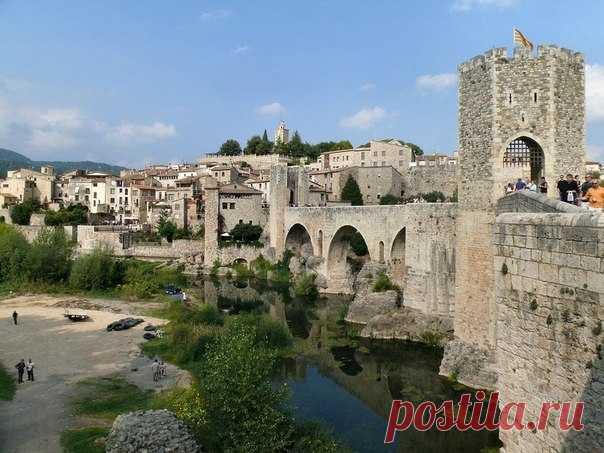 Жемчужина средневековой каталонской архитектуры Бесалу - Путешествуем вместе