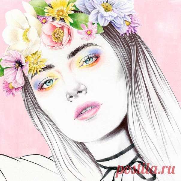 Последние тенденции мира красоты - волшебный, красочный макияж и губы цвета арахисовой пасты! Да-да, именно так. Читайте про актуальные бьюти-тренды в нашем блоге #HMMagazine! Новинки из линии #HMBeauty доступны в некоторых магазинах и на hm.com