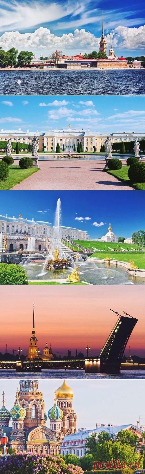 Неповторимый Санкт-Петербург