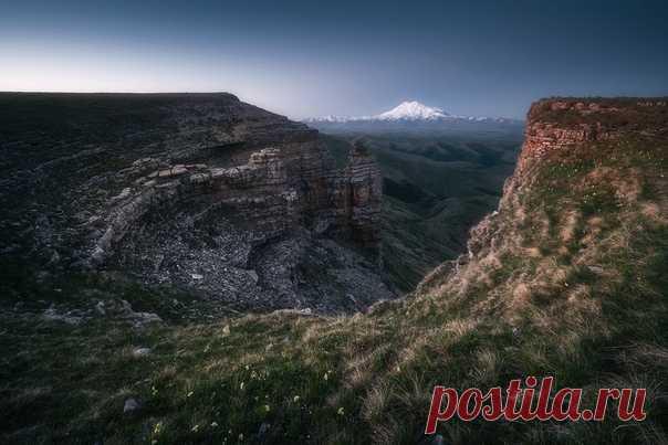 Молчаливые амфитеатры плато Бермамыт, Карачаево-Черкесия. Фотограф – Tania Leschinskaya.