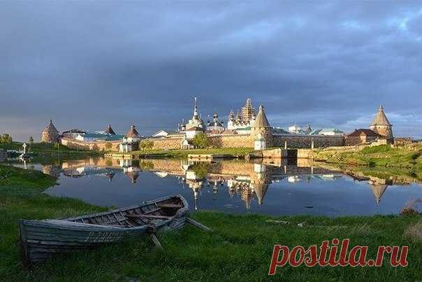 Путешествие на Соловки - Путешествуем вместе