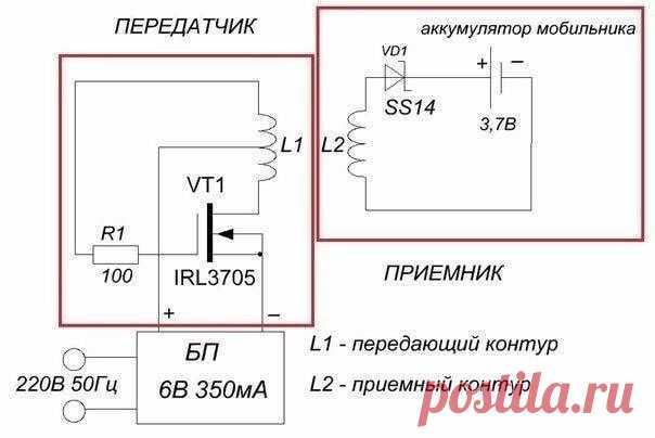 Радиосхемы для начинающих простые схемы