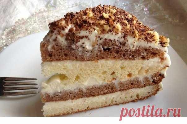 LAS TORTAS DE QUE TI SOYDSH CON UMA \u000aEncubren simplemente en la boca...\u000a\u000a1. La torta smetannyy \