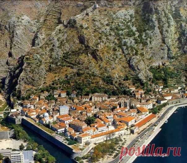 Kotor,old town
