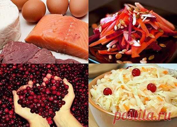 ВЫ И ВАШИ ДЕТИ ЧАСТО БОЛЕЕТЕ ЗИМОЙ? ВАШ ИММУНИТЕТ ОСЛАБЛЕН! УЗНАЙТЕ 7 САМЫХ ПОЛЕЗНЫХ ПРОДУКТОВ ДЛЯ ЗИМЫ!  1. Квашеная капуста содержит витамины С, К, витамины группы В. Процесс брожения также обогащает капусту молочной и уксусной кислотами, которые способствуют пищеварению.  2. Яйца, рыба, икра рыбы, печень, сливочное масло, молоко - продукты, богатые витамином D. Повышают иммунитет, улучшают состояние кожи, зрение и память. Именно зимой морская рыба, например, становится ...