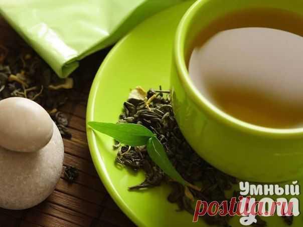 Зеленый чай полезен для сердечно-сосудистой системы
