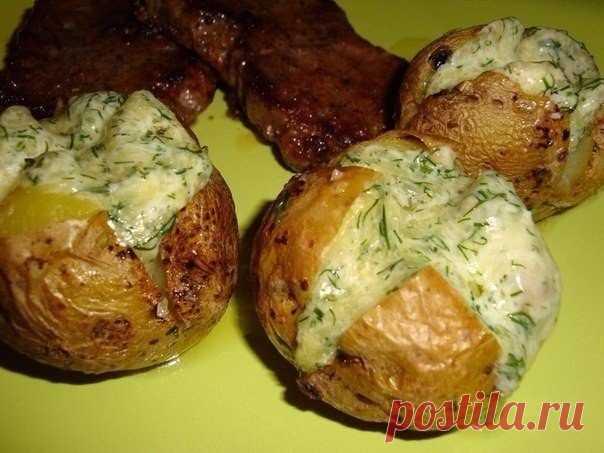 Лучший картофель на гарнир — даже мясо не нужно!