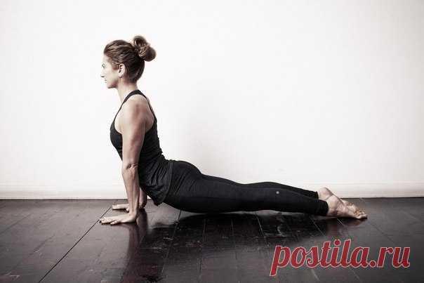 Royal gymnastics for a backbone.