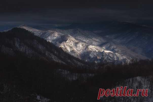 Гора Трезубец (Адыгея) в объективе Олега Феофанова: nat-geo.ru/community/user/191802