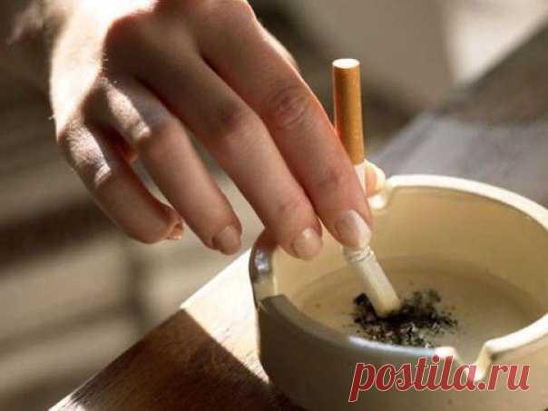 Три необычных способа бросить курить: — Мегаздоров