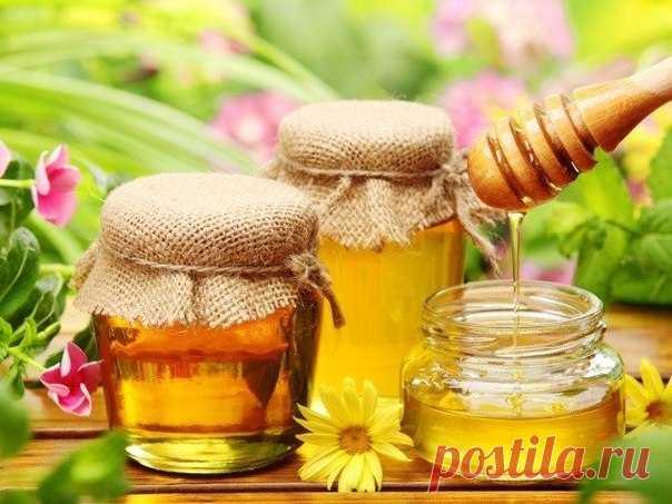 Мёд при различных заболеваниях