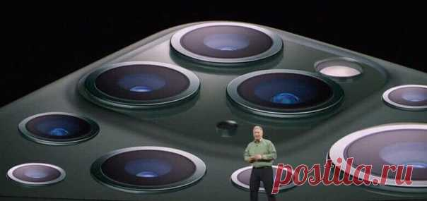 Презентация iPhone 12 через год 😀