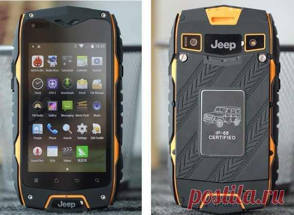 Смартфон Jeep Z6 IP68 в Гусиноозерске