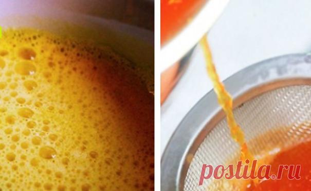 Чай с куркумой для очищения печени / Будьте здоровы