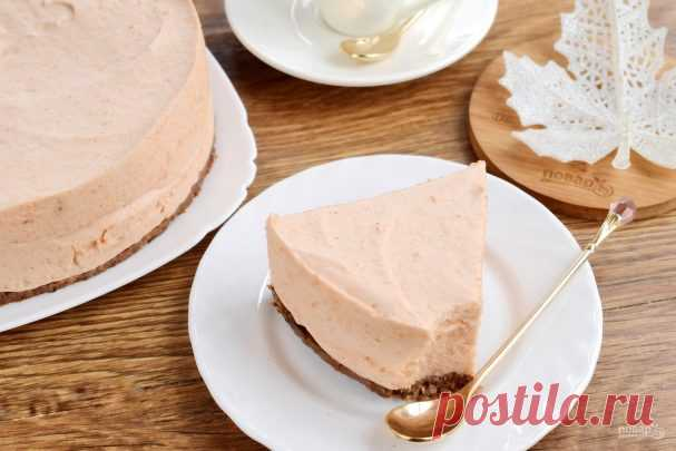 Диетический яблочный торт без выпечки - пошаговый рецепт с фото на Повар.ру