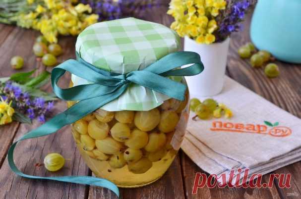 Варенье из крыжовника с мятой     Это варенье имеет просто потрясающий вкус, даже сразу не скажешь, что это крыжовник, а все благодаря мяте. Итак, загляните в мой рецепт и узнаете, как приготовить варенье из крыжовника с мятой.  Чтобы варенье хорошо хранилось, можно добавлять лимонную кислоту или лимонный сок...