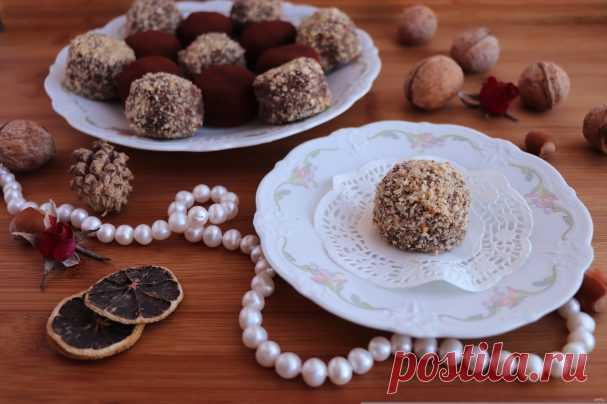 Конфеты из чечевицы - пошаговый рецепт с фото на Повар.ру