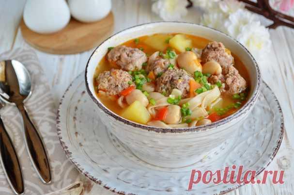 Любимые с детства: 10 супов с фрикадельками - Статьи на Повар.ру
