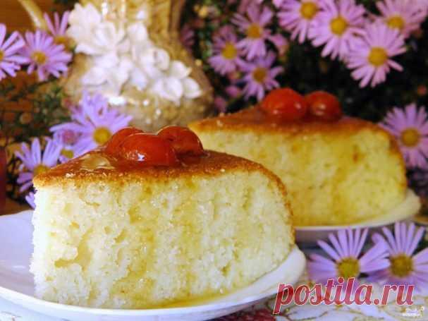 Манник с творогом – 8 рецептов Самая простая и популярная домашняя выпечка - манник. Готовим с творогом в двух вариантах - традиционном и итальянском исполнении. Рецепт с фото пошагово.