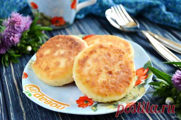 Сырники: классический рецепт - пошаговый рецепт с фото на Повар.ру